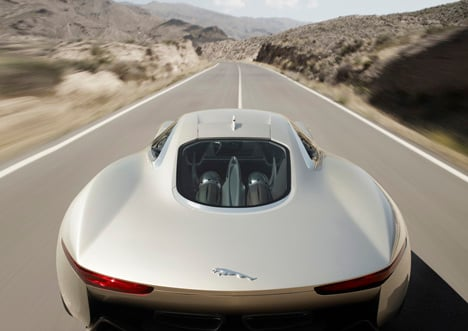C X75 By Jaguar Dezeen
