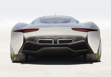 C-X75 by Jaguar