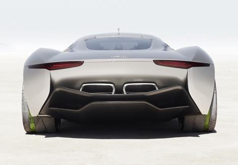 C-X75 by Jaguar