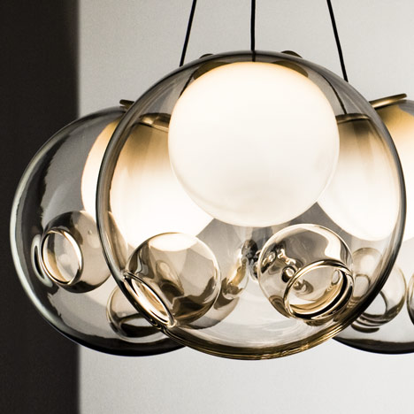 Chandelier by Bocci
