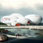 Comic and Animation Museum by MVRDV