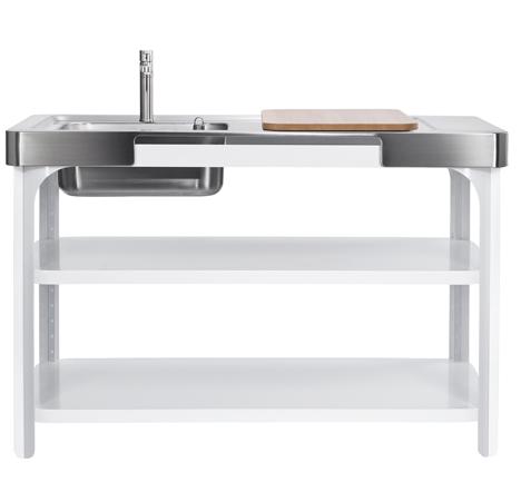Concept Kitchen by Kilian Schindler for Naber