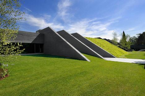 Concrete House II by A-Cero
