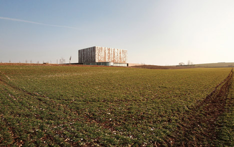 EDF Archives Centre by LAN Architecture