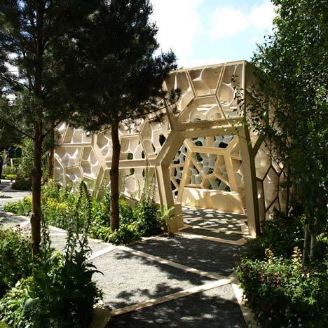 Eureka Pavilion by NEX