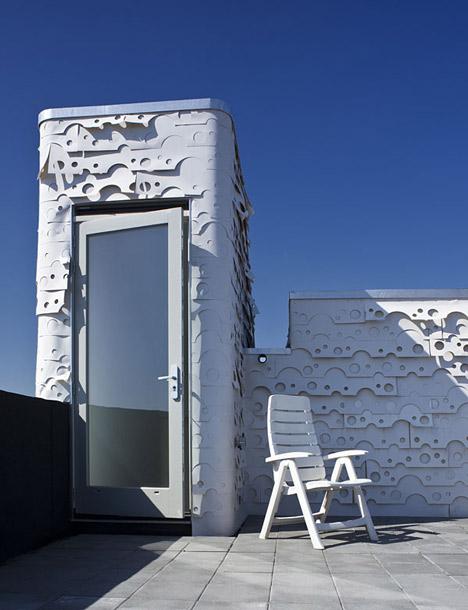 Fabric Facade by cc-studio, studio TX and Rob Veening