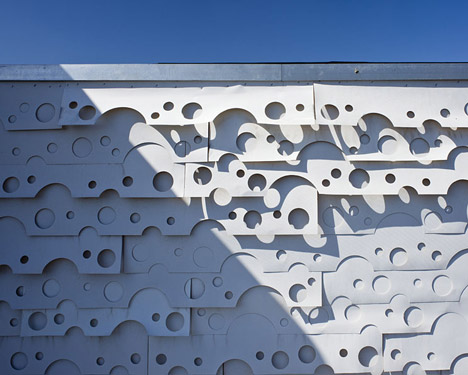 Fabric Facade by