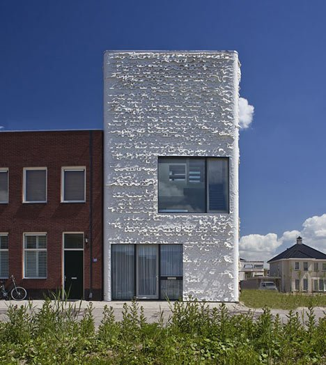 Fabric Facade by cc-studio, studiotx and Rob Veening