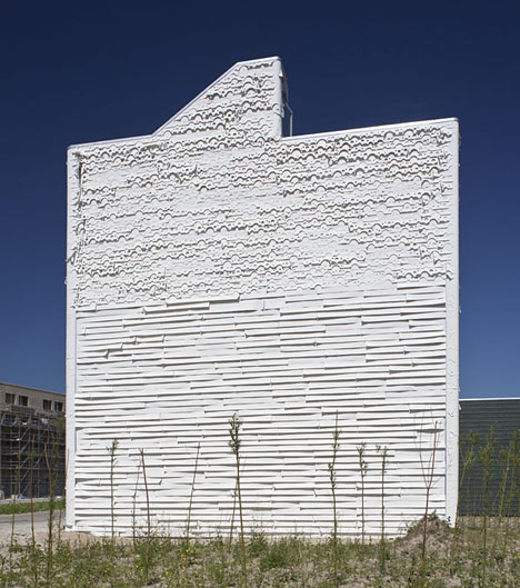 Fabric Facade by cc-studio, studio TX and Rob Veening