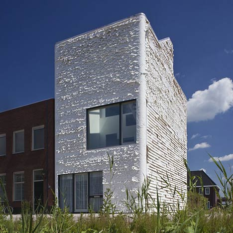 Fabric Facade Studio Apartment by cc-studio, studio TX and Rob Veening