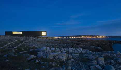 Fogo Islands by Saunders Architecture