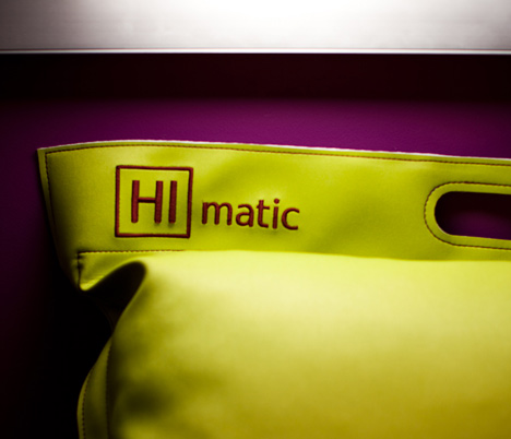 HI matic by Matali Crasset with Patrick Elouarghi and Philippe Chatelet