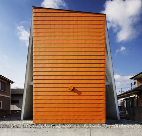 House of Wakayama by Yoshio Oono Architect & Associates