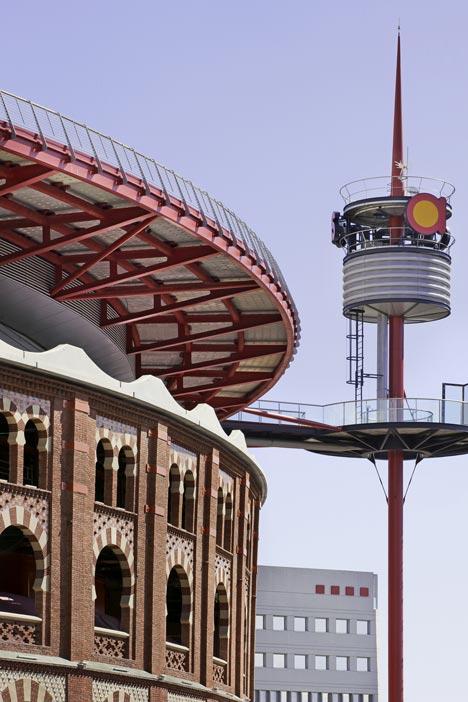 Las Arenas by Rogers Stirk Harbour + Partners