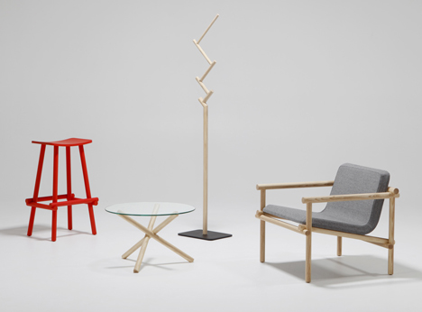 Lumber by Jamie McLellan for Fletcher Systems