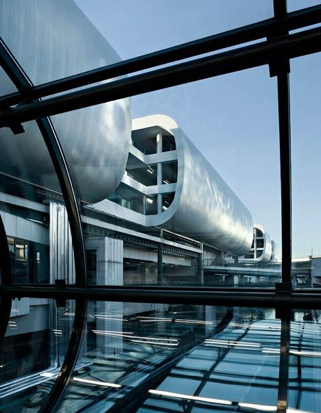 Sheraton Milan Malpensa Hotel by King Roselli Architetti