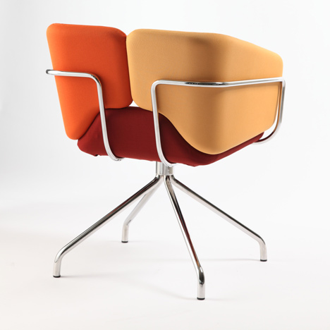 Mixx Chair by Matthias Demacker for Area Declic