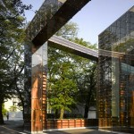 Musashino Art University Libraryby Sou Fujimoto Architects