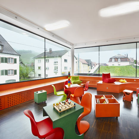 Oberkirch Media Centre by Wrum + Wurm