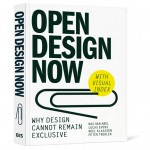 Competition: five copies of Open Design Now to be won