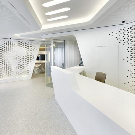 Open Lounge by NAU + DGJ