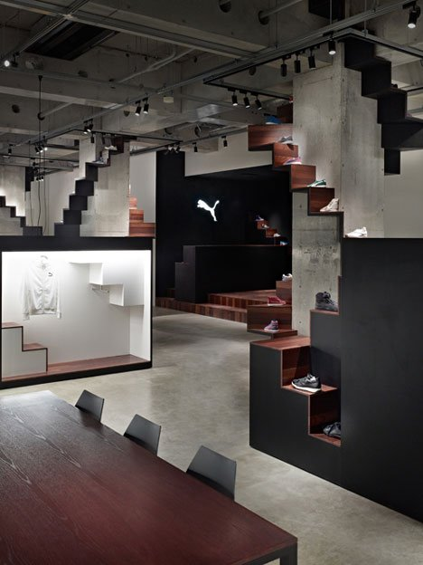 Puma House Tokyo by Nendo