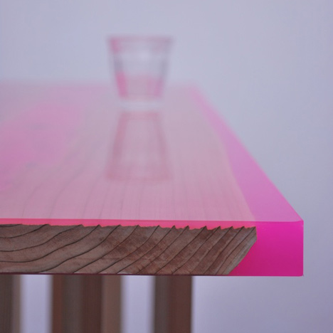 Sanctuaire plat-table par Schemata Bureau d'architecture