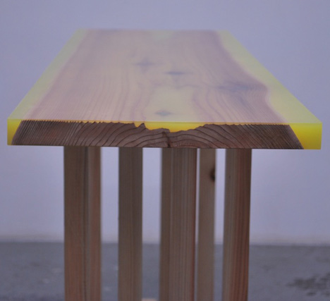 Shrine Flat-table by Schemata Architecture Office