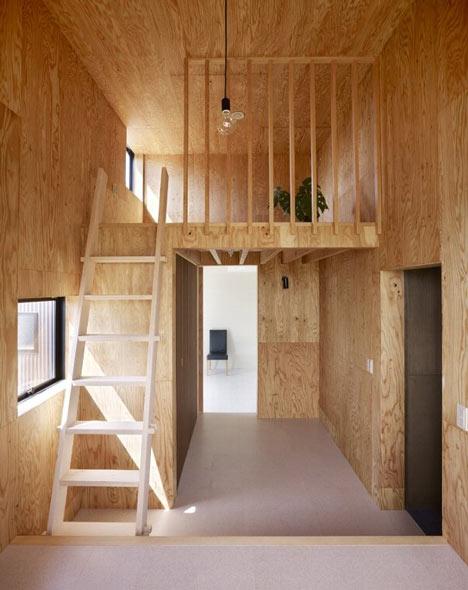 AMA House by Katsutoshi Sasaki + Associates - Dezeen