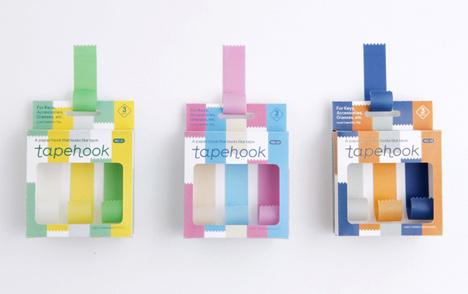Tapehook by Torafu Architects