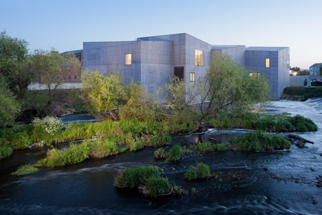 The Hepworth Wakefield by David Chipperfield