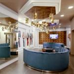 Topman personal shopping suite by Lee Broom