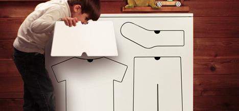 Training Dresser by Peter Bristol