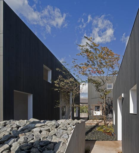Tsumuji+Hako by UID Architects