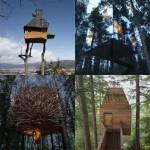 Dezeen archive: treehouses