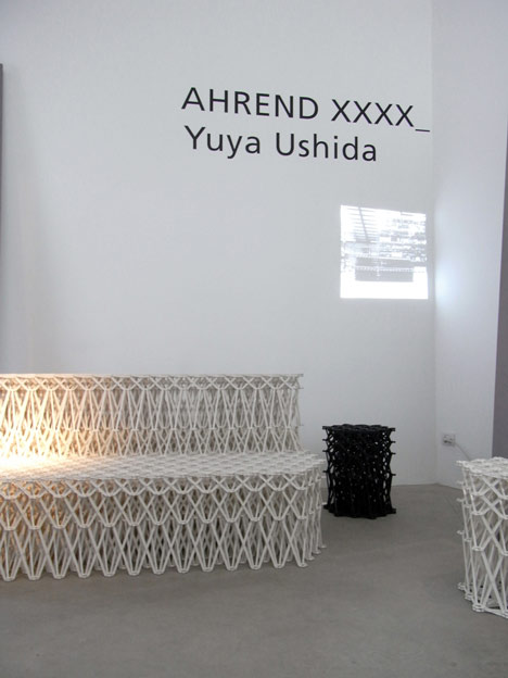 XXXX_Sofa by Yuya Ushida for Ahrend
