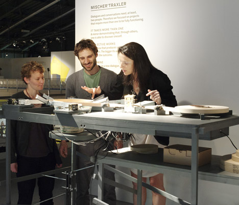 W Hotels Designers of the Future at Design Miami/Basel 2011