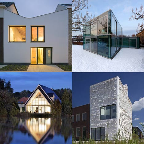 Dezeen archive: Dutch houses