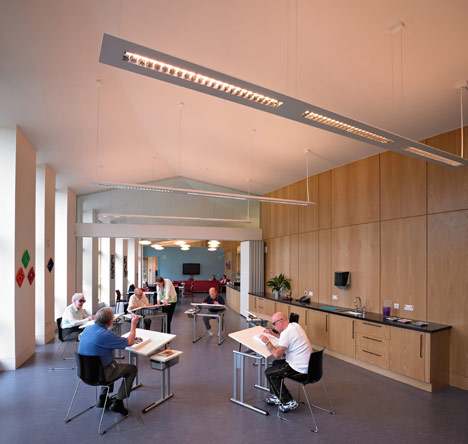 Centre for Scottish War Blinded for Page \ Park Architects