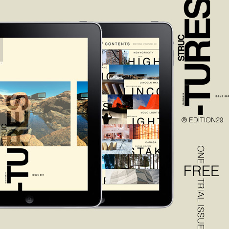 Free trial issue of Edition29 Structures