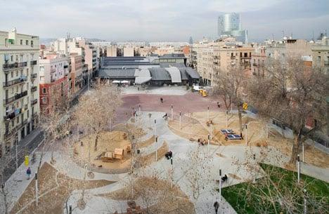 Barceloneta Market by Mias Architects