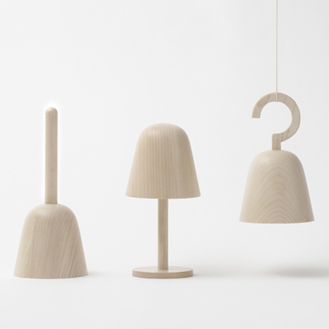Bell-orgel by Nendo