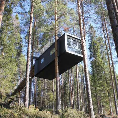 Cabin by CYRÉN &a