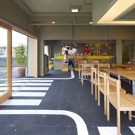 Cafe/day by Suppose Design Office