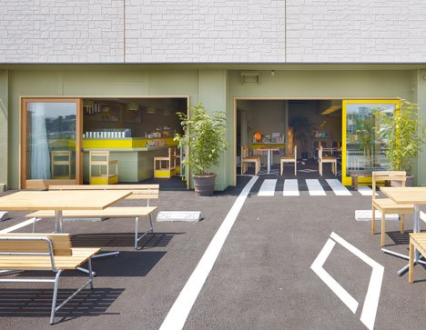 Cafe / day by Suppose Design Office
