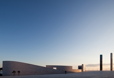 Champalimaud-Foundation-by-Charles-Correa