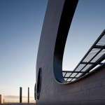 Champalimaud Centre for the Unknown by Charles Correa Associates
