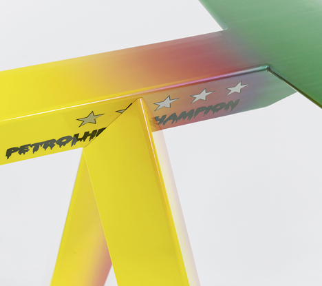 Champions by Konstantin Grcic at Gallerie Kreo