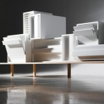 Container Sideboard by Alain Gilles for Casamania