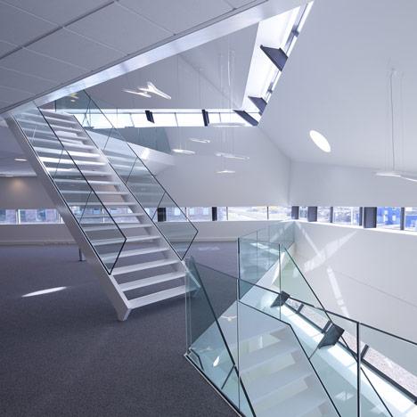 Decos, Noordwijk designed by Inbo